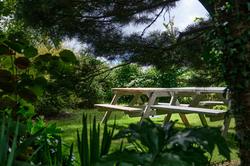 Garden at The Westleton Crown