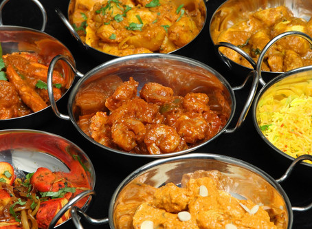 £10 Curry Night - 9th August