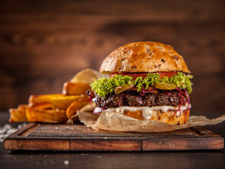 BURGER AND DRINK FOR £10! 30TH AUGUST!