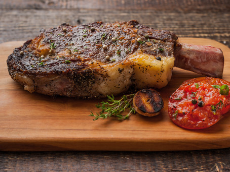 STEAK LOVERS TUESDAY | 25% off all steaks