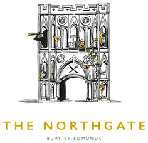 The Northgate, Bury St Edmunds, logo