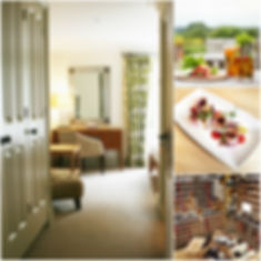 Bedroom layouts at The Crown, Stoke By Nayland