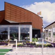 Huoltoasema ja ravintola, Shell Jämsä