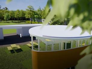 Vareliuksen koulun 3D-esittely
