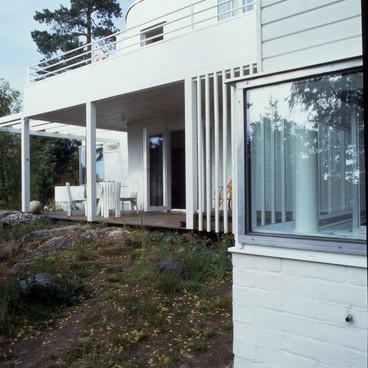 Asuinrakennus, Espoo