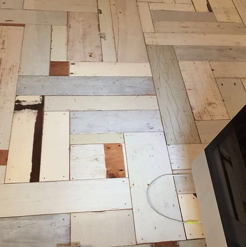 Piet Hein Eek (scrap wood table)