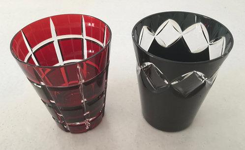 Berengo Crystal Cut Glass Tumbler (2)