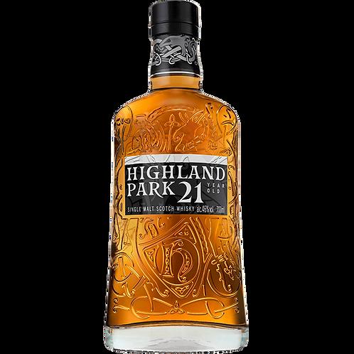 Highland Park 21 Year Old Single Malt Whisky