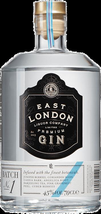 East London Liquor Co. Premium Gin - Batch No.1