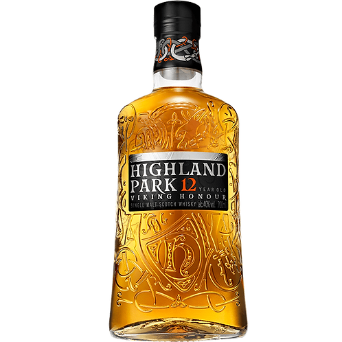 Highland Park 12 Year Old Single Malt Whisky