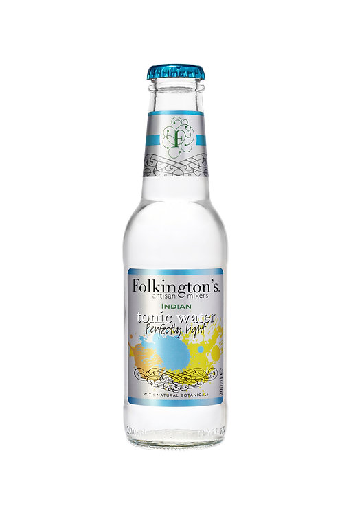 Folkington's Perfectly Light Tonic Water