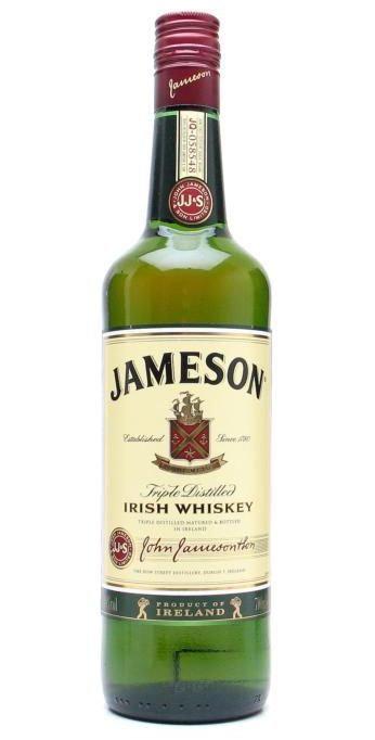 John Jameson's Irish Whiskey