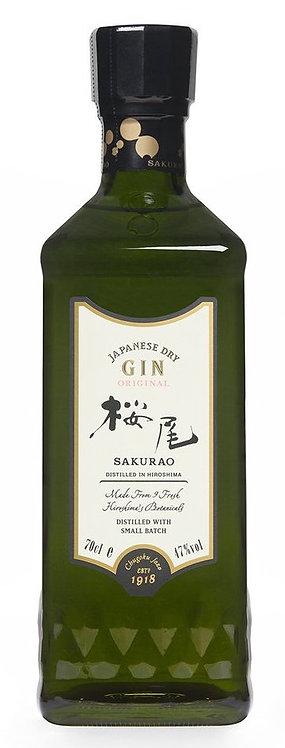 Sakurao Gin Original