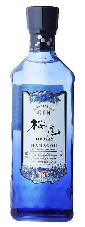 Sakurao Gin Hamagou Special Edition 2020