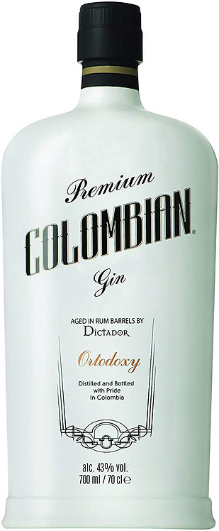 Dictador Premium Colombian (Ortodoxy) Aged Gin