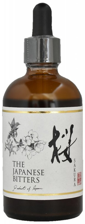 The Japanese Bitters (Sakura)