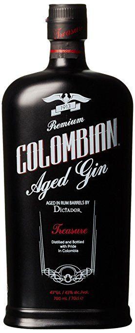 Dictador Premium Colombian (Treasure) Aged Gin