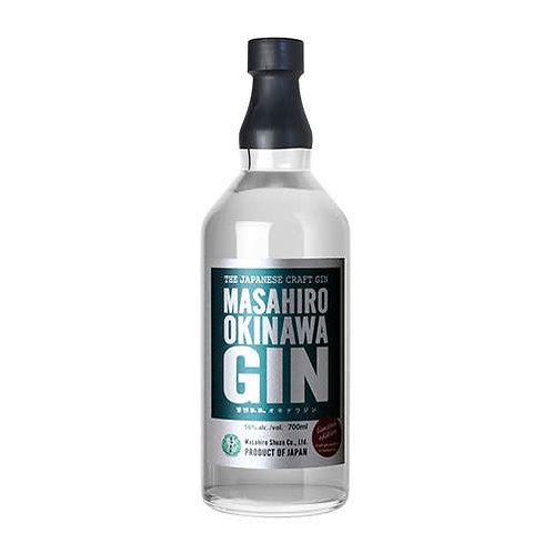 Masahiro Okinawa 56% Crafted Gin (Limited Edition)