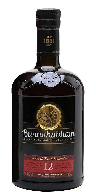Bunnahabhain 12 Year Old Single Malt Whisky