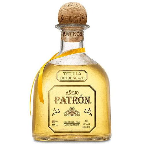 Patron Anejo Tequila 100% de Agave