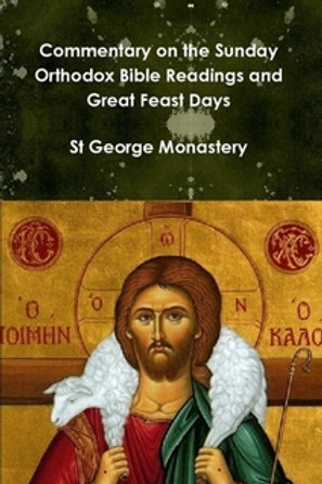 BULK Commentary on the Sunday Orthodox Bible Readings and Great Feast Days x 5
