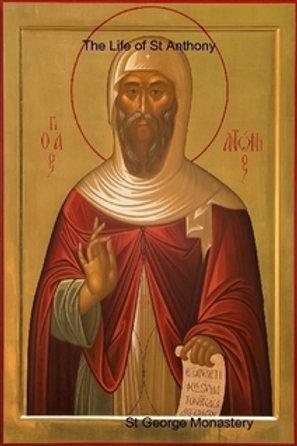 BULK The Life of St Anthony x 5 Copies