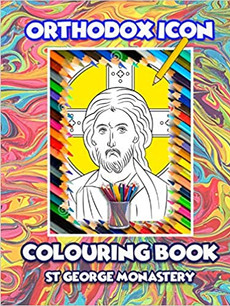 Orthodox Colouring Book