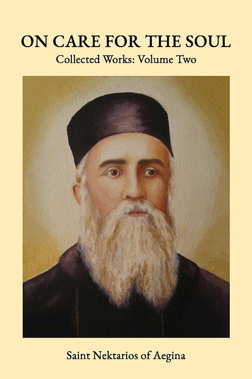 St Nektarios Volume 2 On Care for the Soul JC