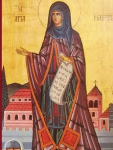 The Life of St Macrina by St Gregory of Nyssa