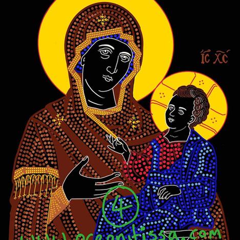 Virgin Mary of the Aborigines