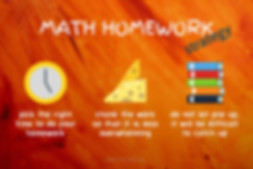 Math Homework Strategy Infographics-min.