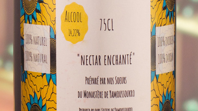Vin Ananas 75cl