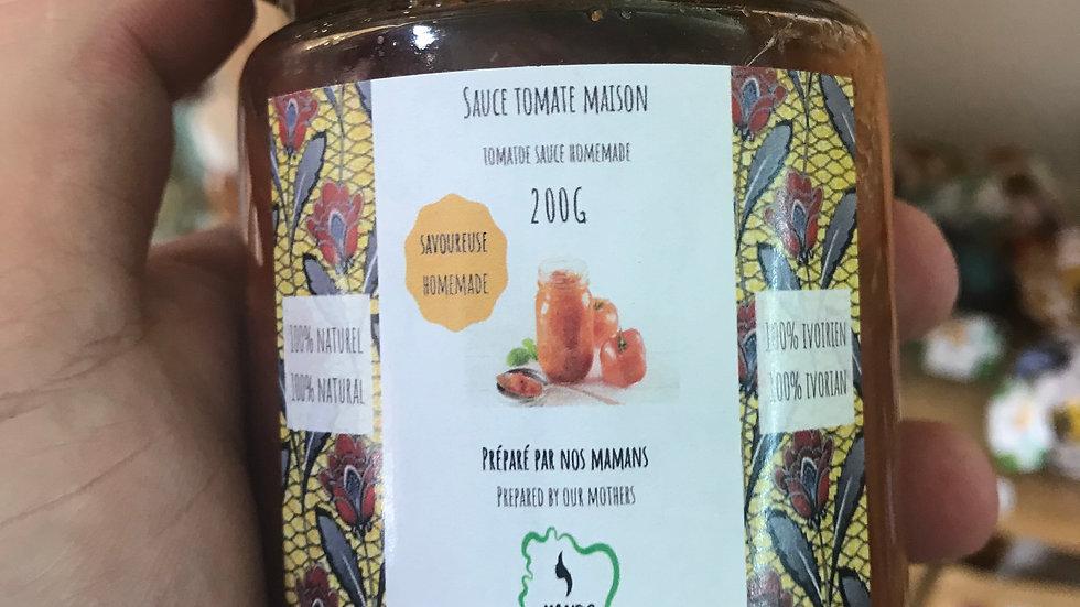 Sauce tomate maison 200g