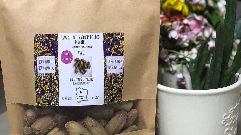 Tamaro: dattes déshydratées