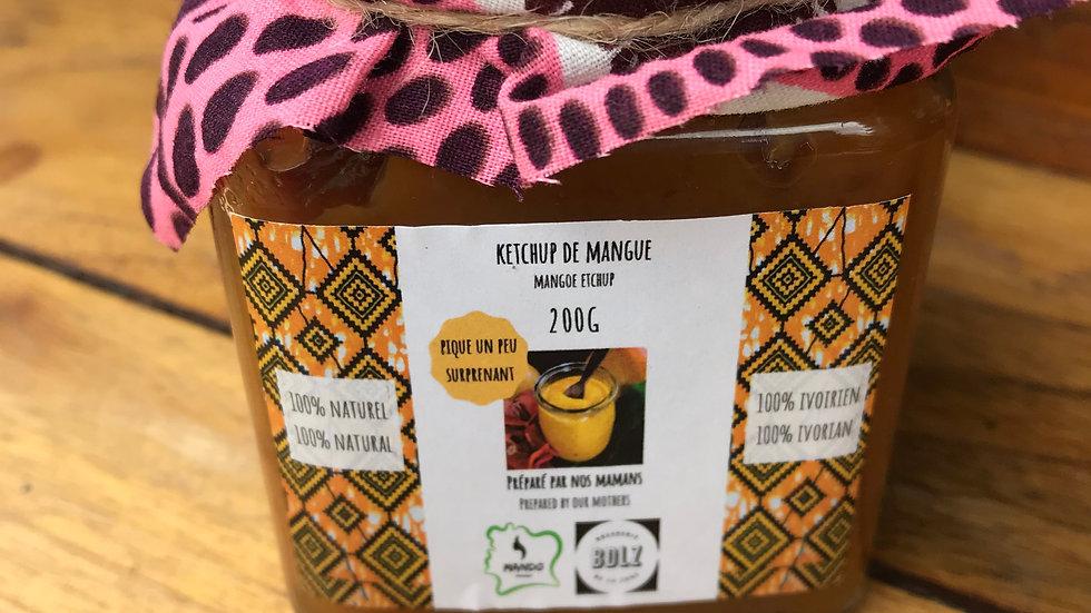 Ketchup de mangue 200g