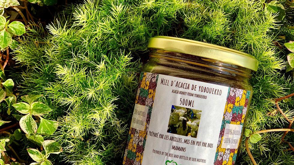 Miel d'Acacia de Yobouekro