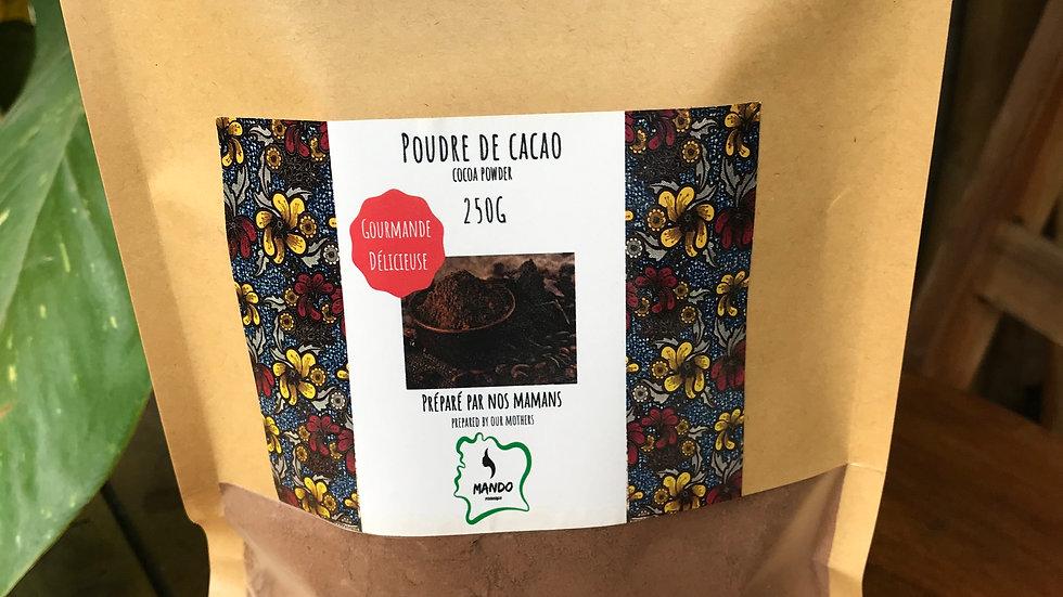 Poudre cacao naturelle 200g