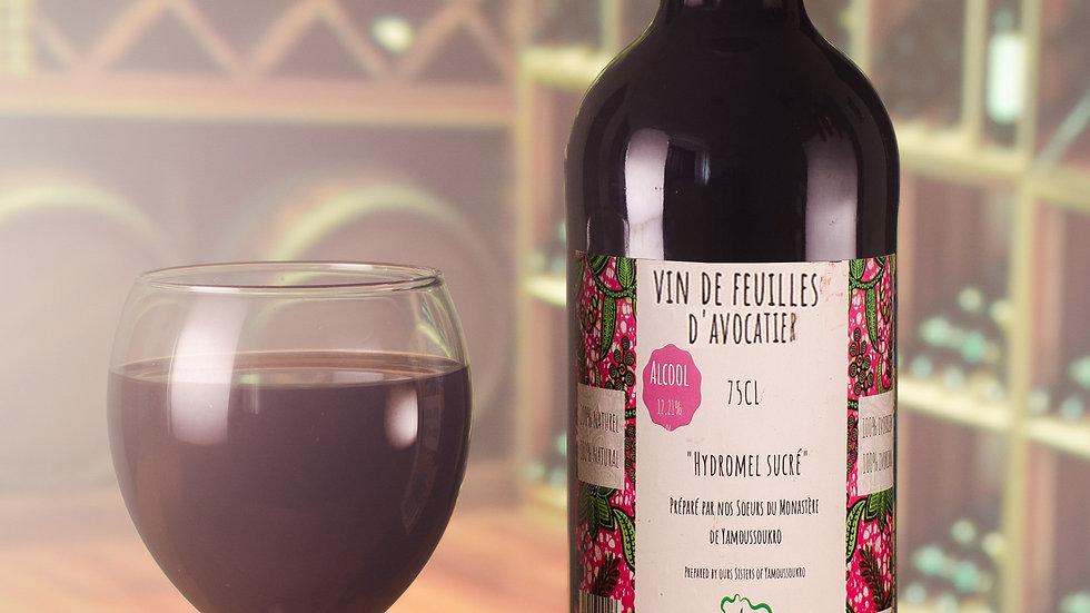 Vin de Feuilles d'avcoatier 75cl