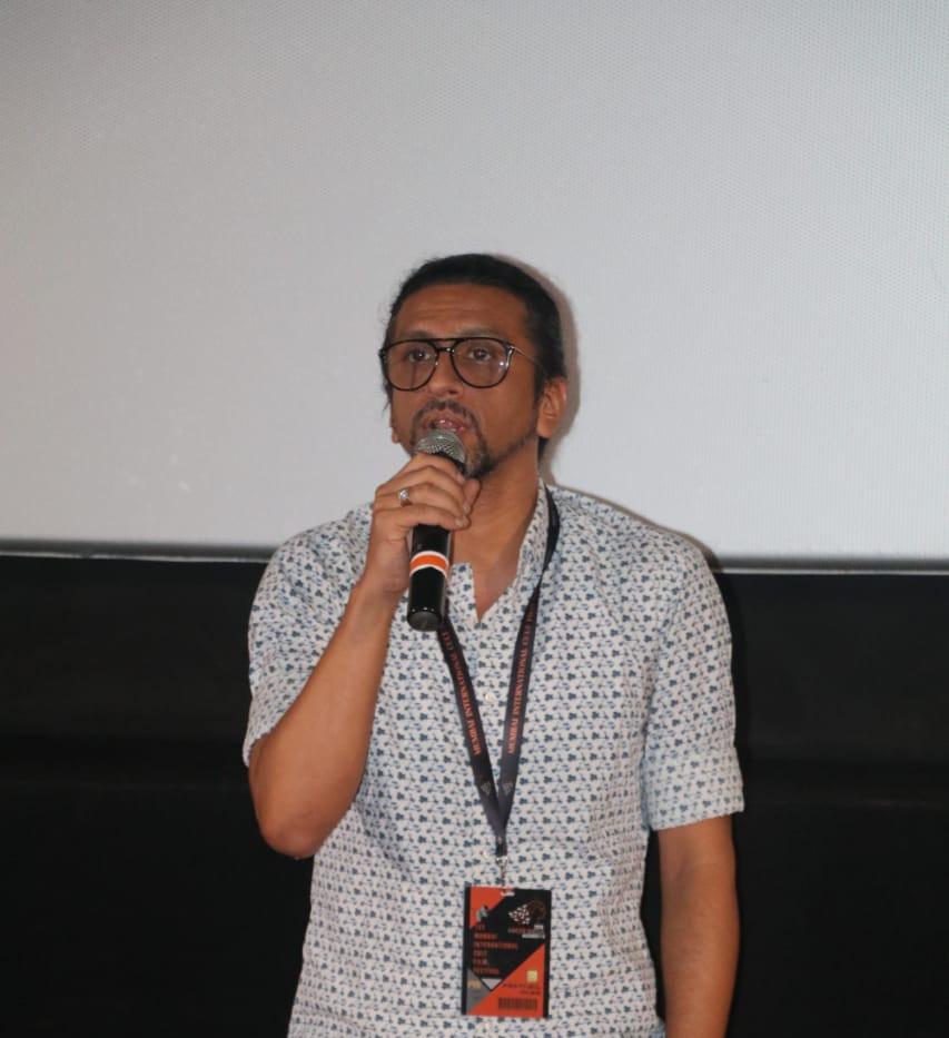 HITESH KEVALYA at MICFF 2020 PVR JUHU, MUMBAI