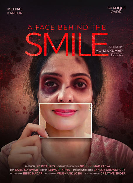 A Face Behind The Smile (India)