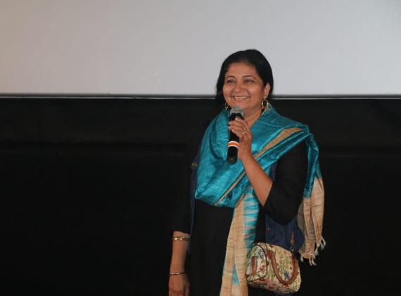 KANU PRIYA SHANKAR at MICFF 2020 PVR JUHU, MUMBAI