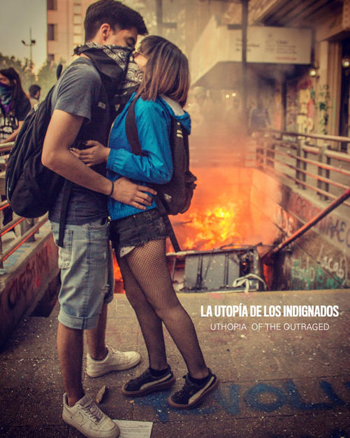 Utopia Of The Outraged (Chile)