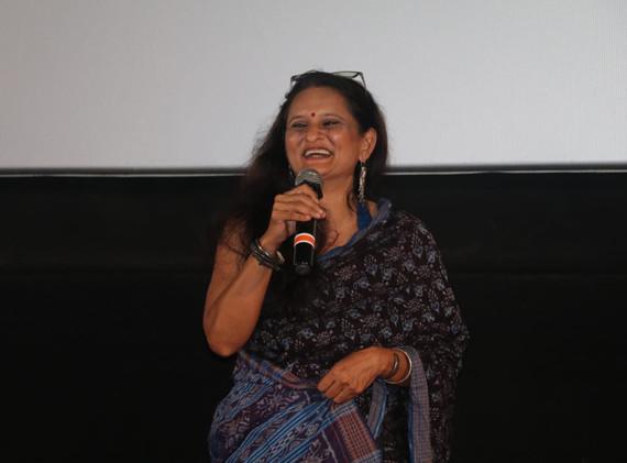 GEETANJALI KULKARNI at MICFF 2020 PVR JUHU, MUMBAI