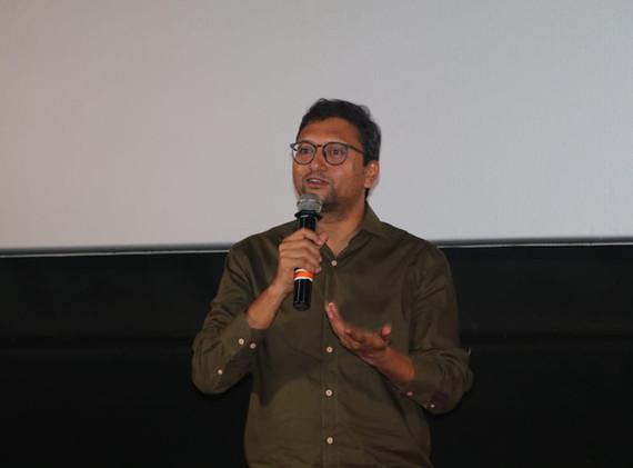 GOPAL DUTT at MICFF 2020 PVR JUHU, MUMBAI