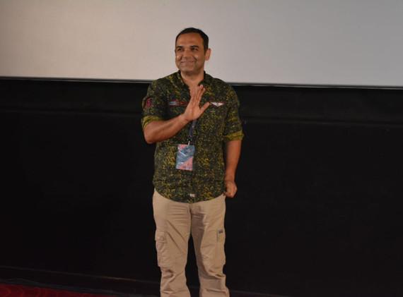 RAJIV KUMAR at MICFF 2020 PVR JUHU, MUMBAI