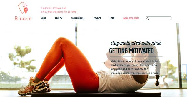 Bubele App site.png