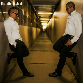 GARRETTE & AXEL- Their New Pick-Me-Up Song, Beautiful