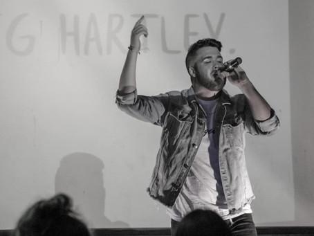Greg Hartley- Level Up ft Caleb & JASXN