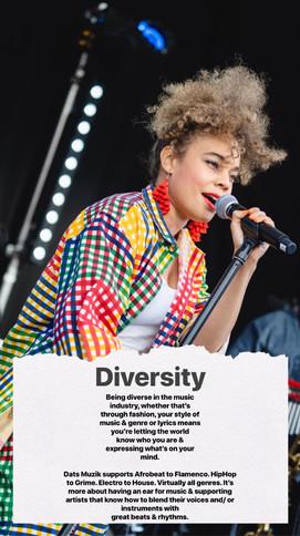 Dats Muzik Diversity