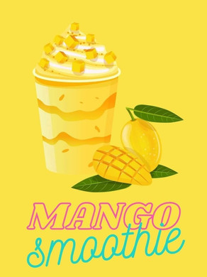 Picture Talk ft Of These Woods - Mango Smoothie